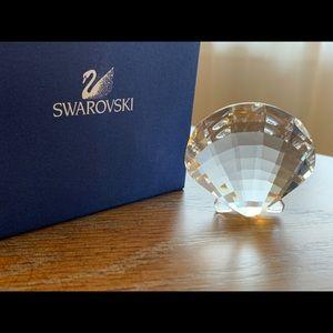 Swarovski Figurine- Shell